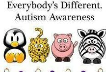 Autism Awareness <3  / by Sarah Coughlin