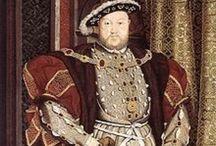 Tudor / Tudor Dynasty history and relics / by Delcina Brown