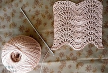 Knitting and Crochet / by Coley Christina