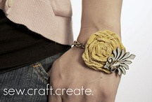 DIY Jewelry & Accessories / by Julie Ching