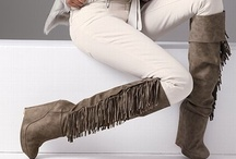 Winter boots / by Donisha Boswell