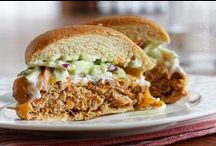 Foodie - Meats & Seafood / Chicken, beef, pork, shrimp, OH MY! / by Julie Ching