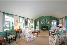 Featured: ALLEA - 8 BR / Athearn House Waterfront Estate in Edgartown, Main & Guest Carriage House, Pool and 300 feet of white sand beach / by Martha's Vineyard Vacation Rentals