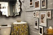 Bathroom remodel / by Kim De La Cruz
