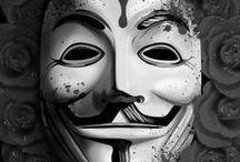 Máscaras / Masks / by Disfraces Jarana