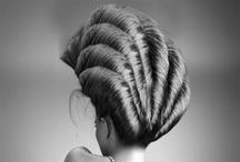 Hair Art / Beyond the Chair / by Jennifer D'Acey