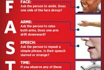 Stroke Infographics / Easy to share facts about Stroke.  / by National Stroke Association