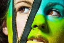 Maquillajes para Fiestas / Un buen maquillaje servirá para convertir un simple disfraz en uno verdaderamente auténtico, es decir, un payaso no será lo mismo cuando lleve toda la cara pintada o una bruja aparentará mucho más realista cuando se ponga maquillaje que haga palidecer la cara y unas sombras en forma de ojeras. / by Disfraces Jarana