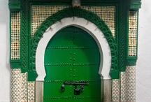 Puertas chulas / by Lupe Ayllon Menoyo