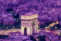 "Paris ""mon amour"" / by Lupe Ayllon Menoyo"
