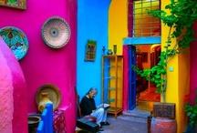 Colorines ¡alegria! / by Lupe Ayllon Menoyo
