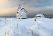 Nieve,frío,blanco... / by Lupe Ayllon Menoyo
