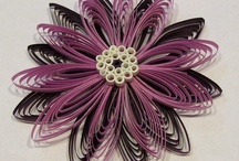 Quilling flowers / by Patrizia Lazzaro
