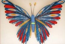 Quilling butterflies / by Patrizia Lazzaro