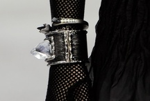 Jewelry - rock, glam, goth / by Max Andme