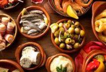 Spain: Food & drinks / Yummy!!! / by Miss de Haro