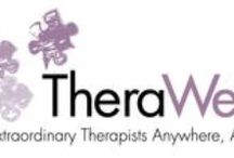 TheraWeb / Therapy Source offers therapy services through both traditional in-person therapy and online therapy via TheraWeb.  As an online, real-time therapy delivery service, TheraWeb helps individuals in many states achieve their therapy goals while containing costs and ensuring compliance.   / by Therapy Source, Inc.