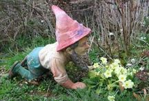 Gnome sweet Gnome / by Donna France- Davis