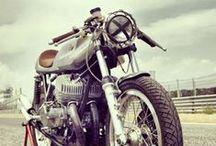 Motorcycles / by Rodrigo Zamora