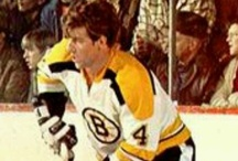 Bobby Orr / Celebrating the greatest hockey player of all time and Boston's greatest sports hero: #4 Bobby Orr. Note: you will not see any Chicago Blackhawks pictures.  / by The Grey Ghost