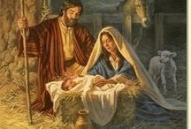 ~Most Wonderful time of Year~ / celebrate the birth of our Savior / by Lynda-Frank Saho
