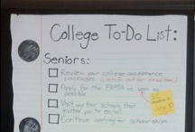 Planning Ahead: College Prep / by StraightAce