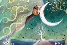 All things Goddess! / by Jennifer Lawford-cuff