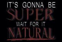 Supernatural... / by Finn Sawyer