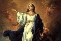 La Virgen María / by Chuky Cifuentes Ayúcar
