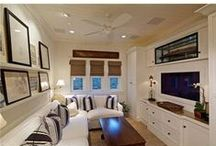 Small Space Decorating Tips / by RealEstateSINY.com
