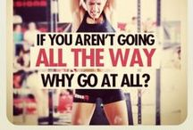 Motivational Quotes / by Powerlifting For Women