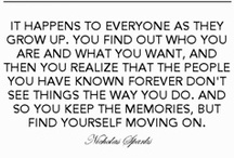 quotes and sayings / by Sarah Williams
