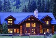 Log Home n Cabin / by Darren