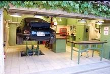 ::: Garage Ideas ::: / by Darren