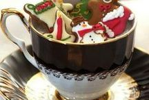 Christmas Coffee / by Barbara Obenshain