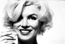 Icon: Marilyn by Bert Stern / Marilyn photographed by Bert Stern, 1962 / by Debra Conway