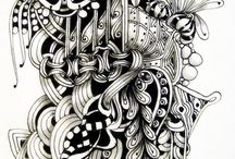 Zentangles / by Dawn D