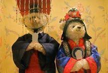 Teddy Bear Museum / by Trisha Yeung ✨