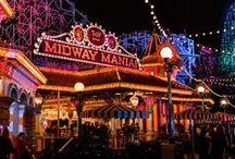 Disneyland and Walt Disney World / by Orreed