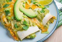 Healthy Recipes / Healthy recipes, snacks, and tips on eating well.  / by Melissa Van Cleave