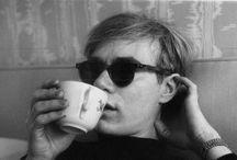 Andy Warhol 24/7 Human Camera / His media image  / by Kent Harrington