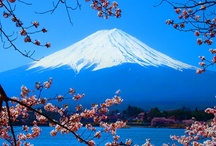 """Fujisan / In English, the mountain is known as Mount Fuji. Some sources refer to it as """"Fuji-san"""", """"Fujiyama"""" or, redundantly, """"Mt. Fujiyama"""". Japanese speakers likewise refer to the mountain as """"Fuji-san"""" (or—more rarely—""""Fujiyama""""). This """"san"""" is not the honorific suffix used with people's names, such as Watanabe-san, but the on'yomi reading of the character yama (山?, lit. """"mountain"""") used in Sino-Japanese compounds. In Nihon-shiki and Kunrei-shiki romanization, the name is transliterated as Huzi.  / by Will Barclay"""
