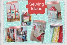 Sewing, Knitting & Crochet / by Sandy Wilson