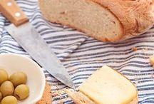 Pan / Bread / by Antonia Sastre