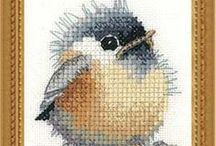 Cross stitch / Grethes cross stitch favorites / by Grethe Lindgaard