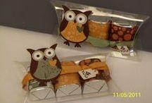StampinUp Owl / by Aletta Heij