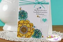 StampinUP Bloom with Hope / by Aletta Heij