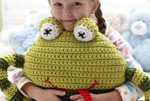 Crochet patterns / by Linda Houston