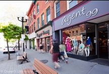 Kingston's Shopping / by Queen's School of English