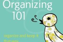 Organization / by Cyndi Slaughter